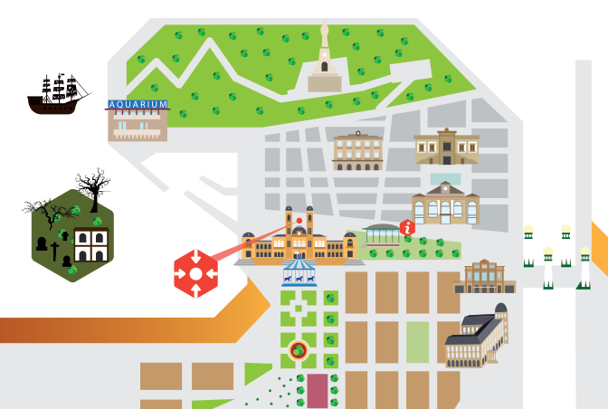 mapa-donostia iluna