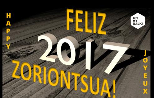 Feliz 2017 OMW