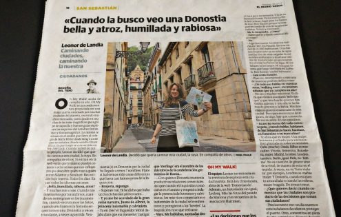 Diario Vasco - Julio 2017