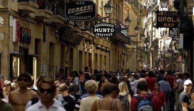 Pintxos SS Turismo Euskadi
